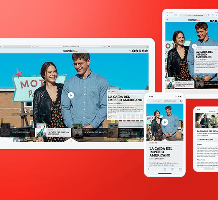Wanda Website